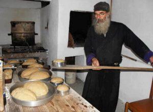Η Διατροφή Των Μοναχών Στο Άγιο Όρος
