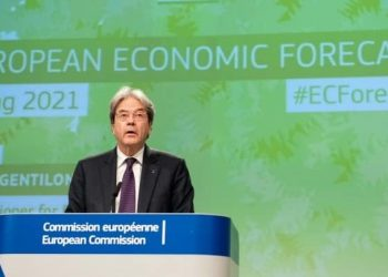 Η Ευρωπαϊκή Οικονομία Αρχίζει Να Βγαίνει Από Τη Σκιά Της Πανδημίας