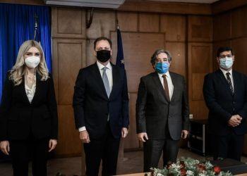 Νέοι Δρόμοι Συνεργασίας Ελλάδας Και Πορτογαλίας