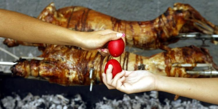Οι «Κανόνες» Για Το Πασχαλινό Τραπέζι – Όλα Όσα Ισχύουν Σήμερα