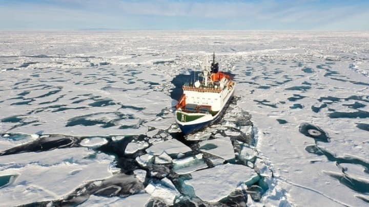 Οξύνεται Ο Ανταγωνισμός Των Μεγάλων Δυνάμεων Στην Αρκτική