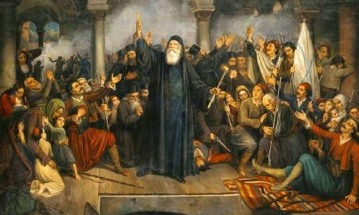 Ο Ιερός Κλήρος Στην Επανάσταση Του 1821