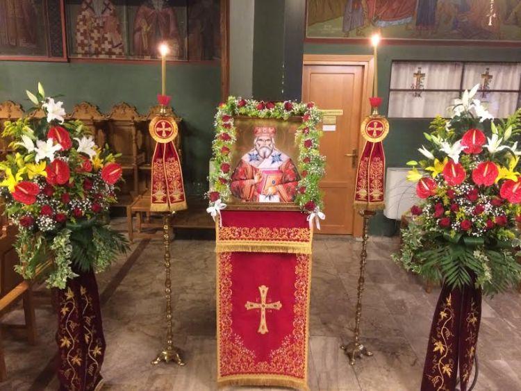 Ο Νεοϊερομάρτυρας Και Εθνομάρτυρας Άγιος Μελέτιος Επίσκοπος Κίτρους