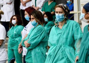 Ο Υπεσ Μ. Βορίδης Και Ο Υπυγ Β. Κικίλιας Υλοποιούν Τη Δέσμευση Του Πρωθυπουργού Κ. Μητσοτάκη Για Πρόσληψη 4.000 Νοσηλευτών