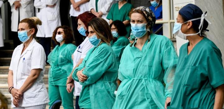 Ο ΥΠΕΣ Μ. Βορίδης και ο ΥΠΥΓ Β. Κικίλιας υλοποιούν τη δέσμευση του Πρωθυπουργού Κ. Μητσοτάκη για πρόσληψη 4.000 νοσηλευτών