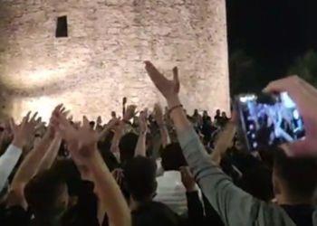 Πανηγύρι Στη Θεσσαλονίκη Ως Το Ξημέρωμα