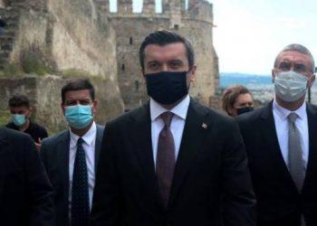 Προκλητικές Δηλώσεις Γιαβούζ Σελίμ Κιράν Στη Θεσσαλονίκη