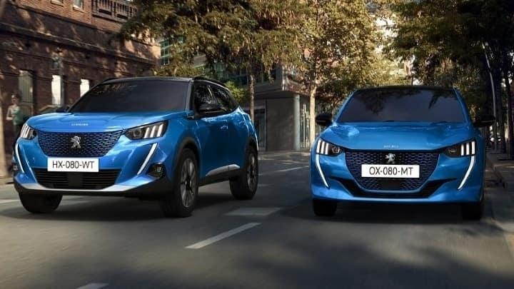 Στην κορυφή των εταιρικών πωλήσεων βρίσκεται η Peugeot