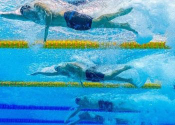 Στον τελικό των 4Χ100μ ελεύθερο η εθνική ανδρών