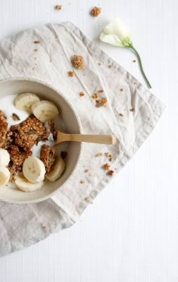 Το Πρωινό Της Μακροζωίας Στο Πιάτο Σας
