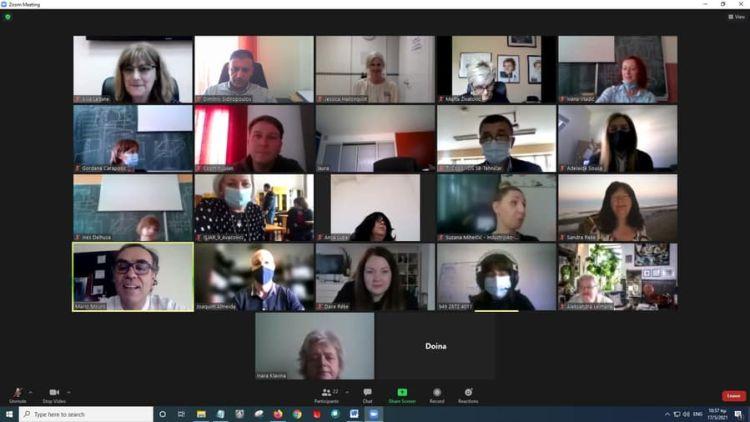 Το 2Ο Επαλ Κατερίνης Σε Virtual Training Στο Πλαίσιο Ευρωπαϊκού Προγράμματος Erasmus+