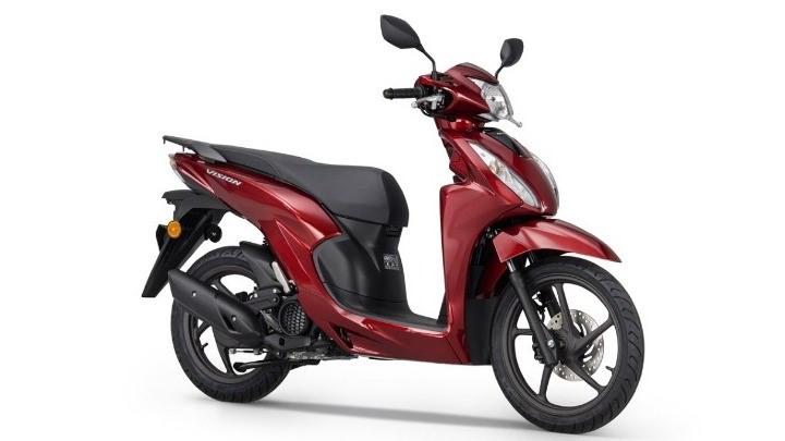 Το Honda Vision 110 είναι ένα scooter που διακρίνεται για την αξιοπιστία, το χαρακτήρα και την τιμή του