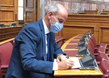 Η Επιμονη Εισηγηση Του Βουλευτη Πιεριασ Φ. Μπαραλιακου Εισακουστηκε