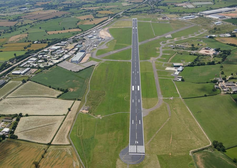 Νέο αεροδρόμιο στο Δέλτα Αξιού