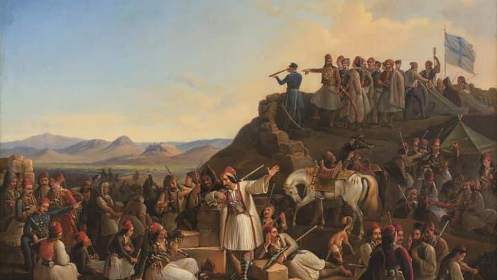 200 Χρονια Απ' Την Ελληνικη Επανασταση Του 1821 – Μέρος Τέταρτο