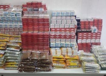Συλλήψεις Για Λαθραία Καπνικά Προϊόντα
