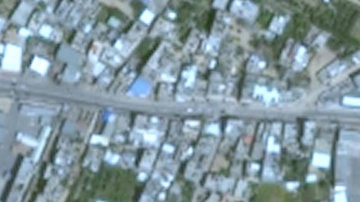 Bbc: Γιατί η Γάζα είναι τόσο θολή στο Google Maps;
