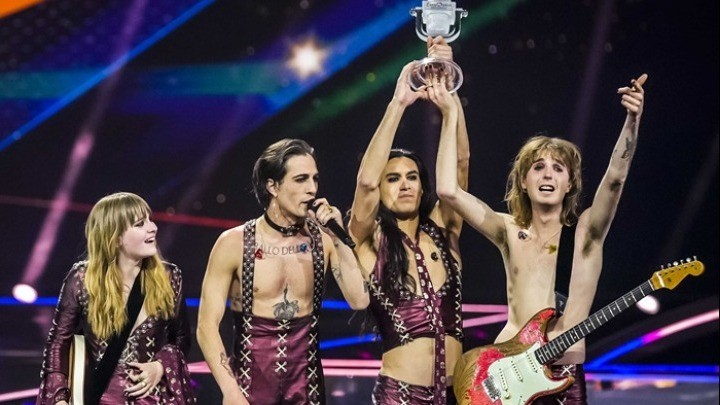 Eurovision 2021: Νικήτρια χώρα η Ιταλία