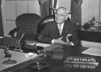 Harry S. Truman: Ο Οικοδόμος Της Νέας Aμερικής Που Είχε Την Ελλάδα Σαν Υλικό