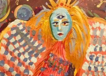 Mε Εισιτήριο Μια Ζωγραφιά Η 9Χρονη Ουλιάνα Και Η Οικογένειά Της Είναι Από Τους Λίγους Ρώσους Που Απολαμβάνουν Αυτό Το Διάστημα Διακοπές Στην Ελλάδα