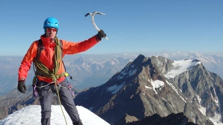 O 30Χρονος Αστυνομικός – Ορειβάτης Φώτης Θεοχάρης