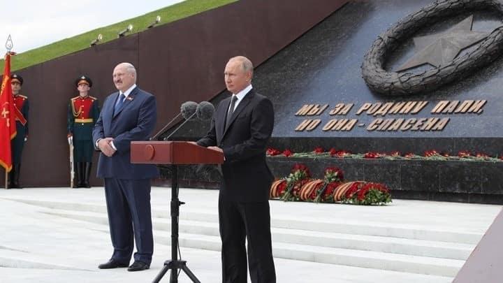 Οι Θυελλώδεις Σχέσεις Πούτιν Λουκασένκο