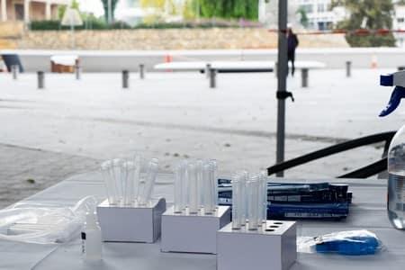 Rapid Tests σε πλατεία Λεπτοκαρυάς & Κέντρο Υγείας Λιτοχώρου αύριο Τρίτη 11/05