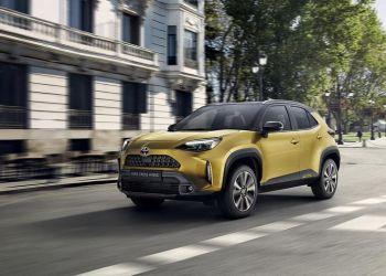 Η Toyota παρουσιάζει στην Ελληνική αγορά το νέο Compact Suv Yaris Cross