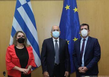 Συνάντηση της Κοινοβουλευτικής Ομάδας Φιλίας Ελλάδας-Ισραήλ με τον Πρέσβη του Ισραήλ στην Αθήνα