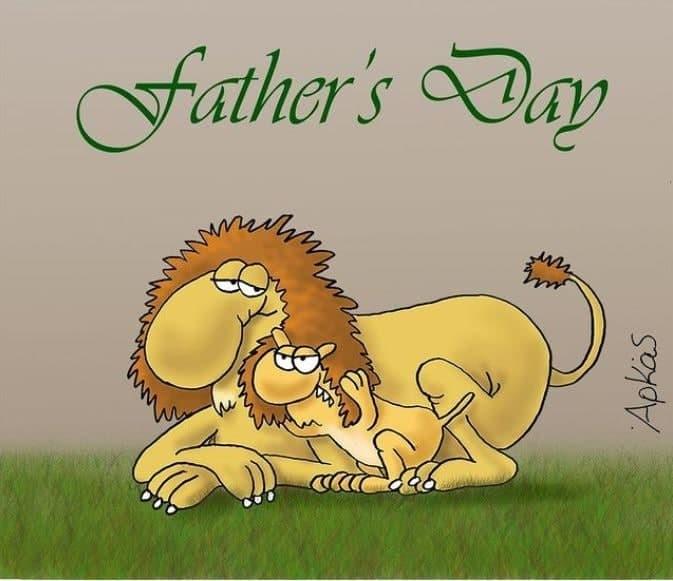 Αρκάς: Η Αφιέρωση Για Την Ημέρα Του Πατέρα