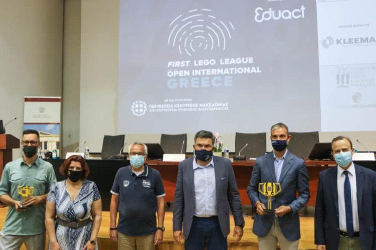 Διεθνές πρωτάθλημα ρομποτικής και καινοτομίας Θα μεταδοθεί από το ΝΟΗΣΙΣ