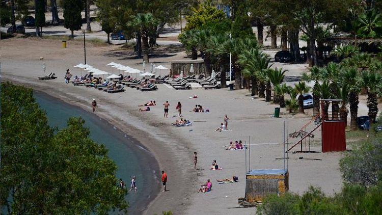 Ελλάδα: Όγδοη μέρα πολύ υψηλών θερμοκρασιών με τάση νέας ανόδου