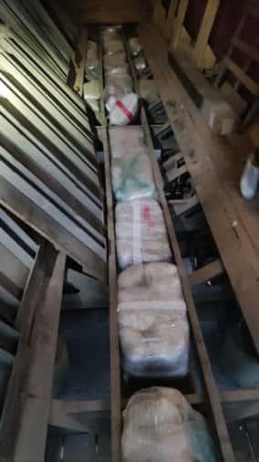 Εντοπίστηκε φορτηγό με 167 κιλά κάνναβη στην Ε.Ο. Θεσσαλονίκης – Ευζώνων