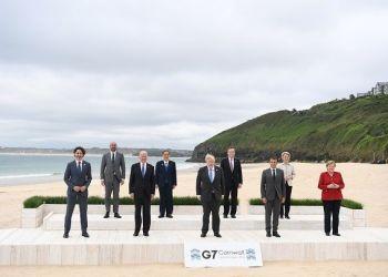 G7: Οι πλούσιες χώρες ενώνονται για τα εμβόλια