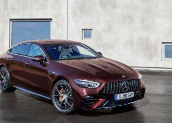 Η Mercedes Benz Amg Gt53 4 Door Διαθέτει Ήδη Υπερσύγχρονη Τεχνολογία