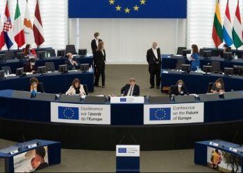 Η πρώτη Ολομέλεια της Διάσκεψης για το Μέλλον της Ευρώπης