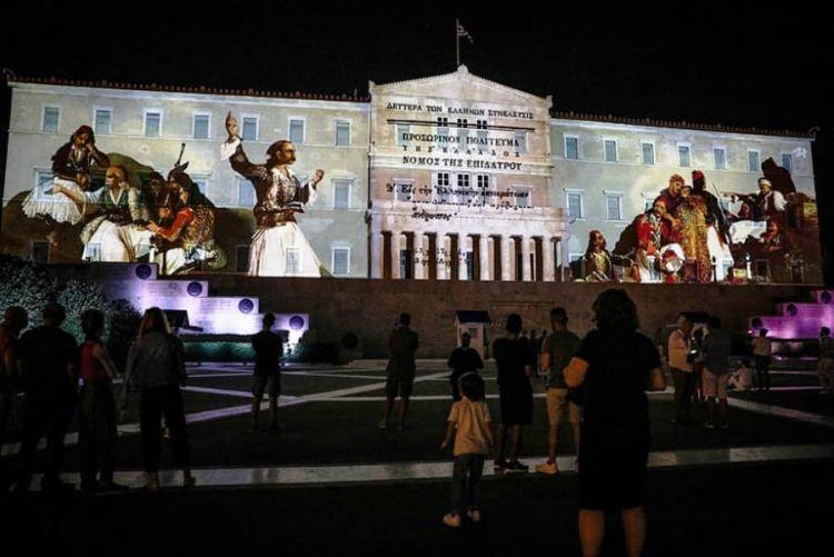 Ήρωες Του 1821 Και Εικόνες Από Την Ελληνική Επανάσταση