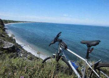 Καλοκαιρινή Προβολή Της Πιερίας Και Με Ποδήλατο !