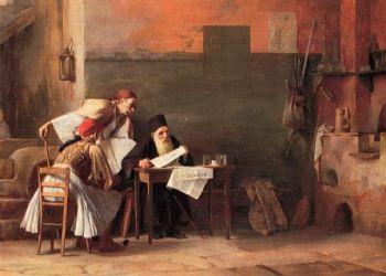 Κρυφό Σχολείο Τεράστια Η Προσφορά Του Εις Την Διατήρηση Ελληνισμού Και Ορθοδοξίας