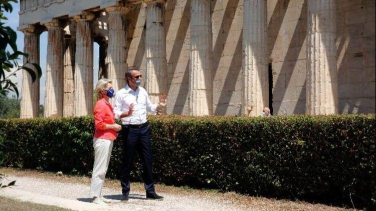 Κυρ. Μητσοτάκης: Ιστορική Στιγμή Για Την Ευρώπη Και Την Ελλάδα