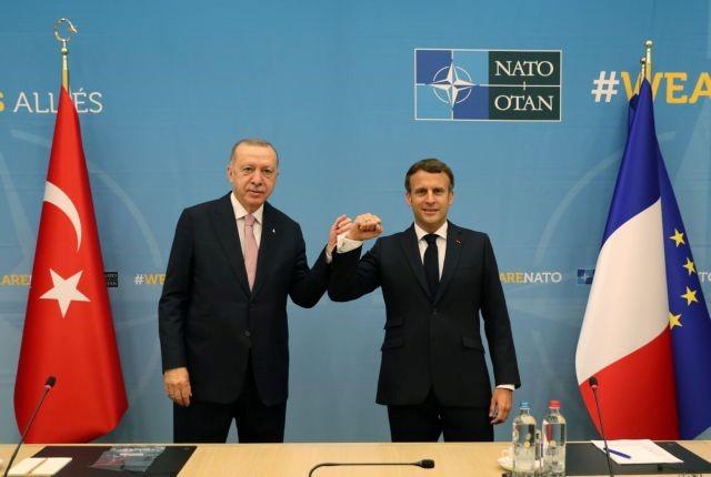 Μακρόν – Ερντογάν: Τα «Βρήκαν» Για Λιβύη Και Συρία;
