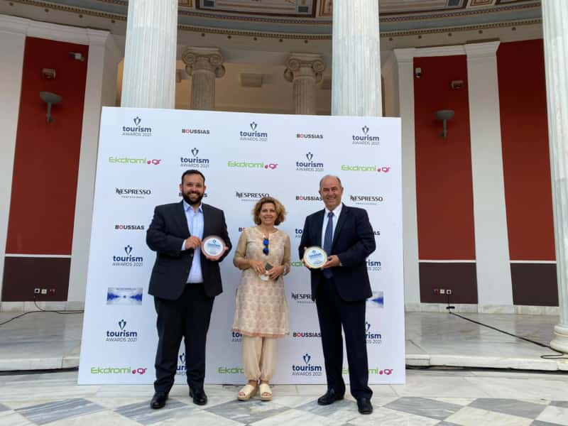 Με Χρυσό και Χάλκινο Βραβείο τιμήθηκε ο Δήμος Δίου Ολύμπου