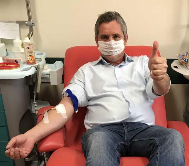 Mήνυμα Για Την Αιμοδοσία