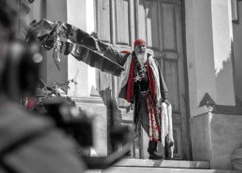 """Ο Δήμαρχος Καβάλας """"τσάκωσε"""" τον Πειρατή στο γραφείο του!!!"""