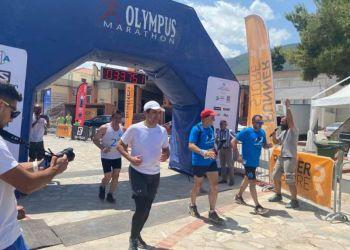 Ο Υφυπουργός Αθλητισμού Λ. Αυγενάκης