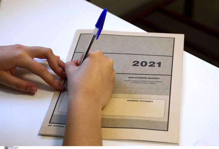 Ομαλά Ξεκίνησαν Από Χθες Στα Εξεταστικά Κέντρα Οι Πανελλαδικές Εξετάσεις