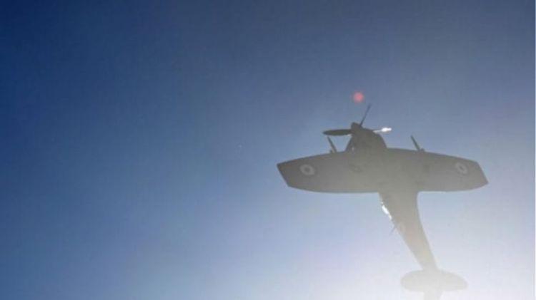 Πτώση μονοκινητήριου αεροσκάφους στην Χαριά Πύργου – Δύο νεκροί
