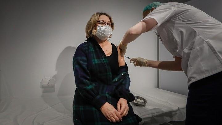 Στη Ρωσια: Το 55% Των Πολιτών Δεν Φοβούνται Να Μολυνθούν Από Τον Κορονοϊό
