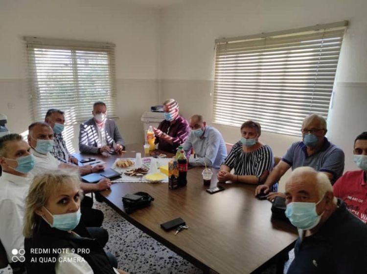 Συναντήσεις Του Δημάρχου Κατερίνης Με Τα Συμβούλια