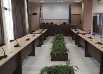 Συνεδρίαση Του Δημοτικού Συμβουλίου Κατερίνης